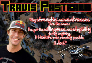 Travis Pastrana Hero Project by mattraasch13