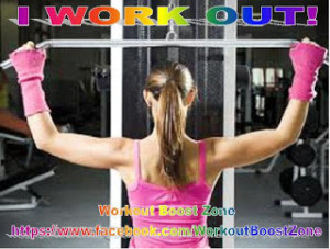 Workout Boost Zone