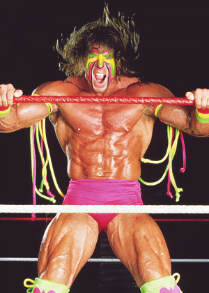 The Ultimate Warrior Lived the Ultimate Character