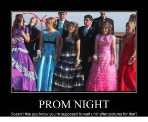 Prom Night Picture Fail