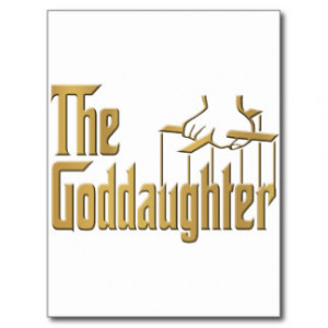 The Godfather Quotes Postcards