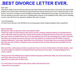 how to divorce your work wife