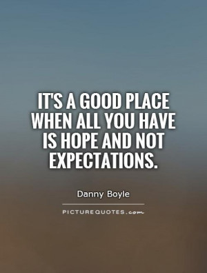 Setting Expectations Quotes