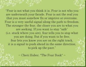 fear quotes about fear quotes on fear quote on fear fear quotes fear ...