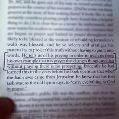 Packer on Nehemiah's Praying in A Passion for Faithfulness
