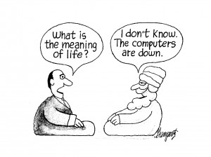 Funny Friday: Cartoons About Life! (Which Isn't Always So Funny.)