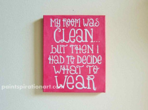 Story of my life.. Quote Canvas Painting 8×10 Pink Wall Art ...
