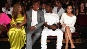 Jay-Z was rumored to be Kanye West's best man before the ceremony ...