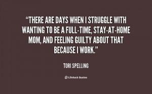 Tori Spelling Quotes