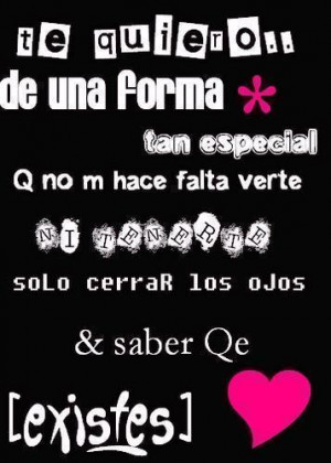 Cute Love Quotes In Spanish For Her : Cute Love Quotes For Him In Spanish. QuotesGram