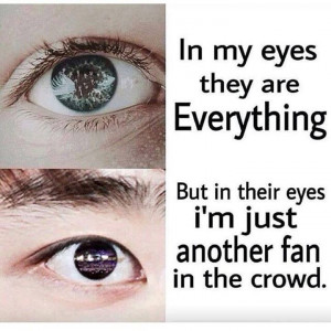 Sad truth about being a fangirl... :( *Why do I feel like that's D.O ...