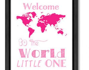 ... baby quotes baby gift girl wall art girls room decor baby nursery