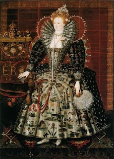 Elizabethan Quote of The Day: England Called a