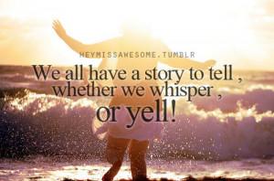 Whisper Quotes