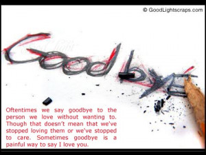 goodbye 7 Good Luck Quotes For Farewell