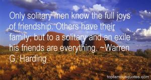 Favorite Warren G Harding Quotes