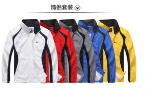 2013 Autumn Track Suit mixed colors Casual lovers Sports Suit Jacket ...