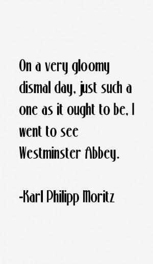 Karl Philipp Moritz Quotes & Sayings
