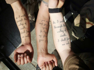 Soldier Tattoo Ideas: Soldier Quote Tattoos ~ lookmytattoo.com Tattoo ...