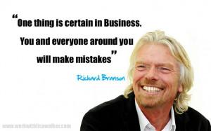 ... Business. #richardbranson #quotes #entrepreneur #business www