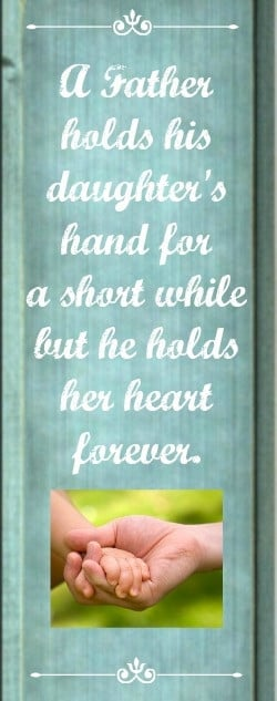 Your Daughter Will Hold Hand For Little While But Heart Funny