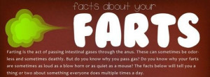 ... know the question on everyone's lips…do men fart more than women