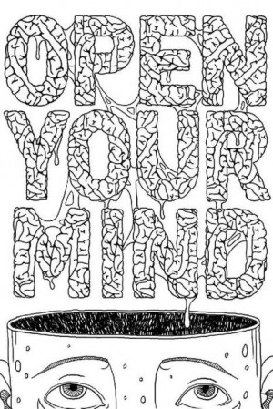 Open minded -Quotes