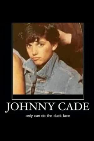 Johnny Cade duck face
