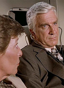 ... , who passed away on Sunday. Check out Leslie Nielsen Airplane quotes