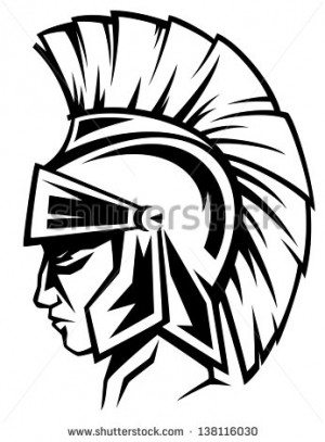 -photo-raster-spartan-warrior-black-and-white-profile-ancient-soldier ...