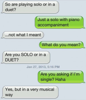 Band Geek Quotes Band geek flirting.