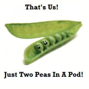 Type Two Peas In A Pod Quotes Quotesgram