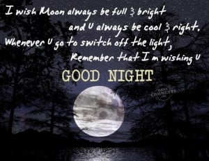 Goodnight Quotes