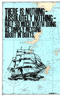 ... guard maps + quote Fellow Fellow Baker quote about building ships More