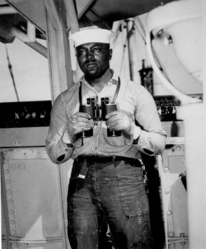 World War 2 Photos of African Americans in the US Navy