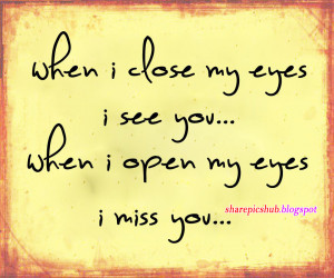 Awesome Miss You Quote Wallpaper | Heart Touching Love Quotes