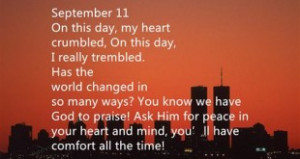 Tag Archives: Meaningful Short September 11th Poems