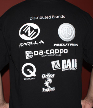 Free Shirt Wednesday – Hosa Technology