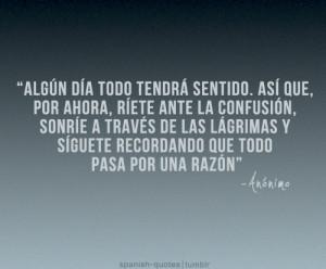 Citas en español #Inspiracion #cita #frase #q #spanish quotes #i # ...