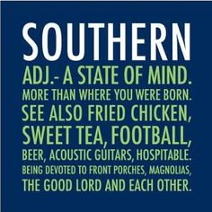 Southern /Country Girl Quotes