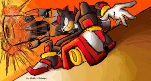 Shadow The Hedgehog Awesome