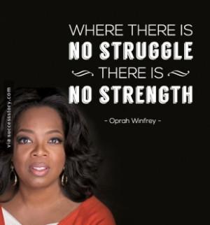 Oprah Gail Winfrey (Oprah Winfrey) Success Story