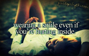 Hurting Inside Quotes