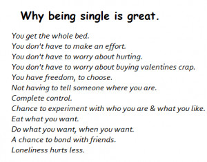... ADORABLE , they aren't. - That's why I prefer being single