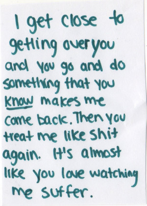 getting over you quotes tumblr