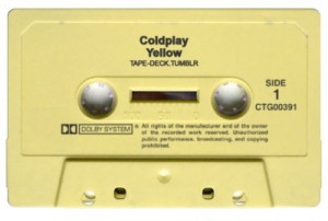 coldplay, lovers, yellow