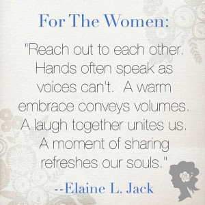 Positive quote for women!