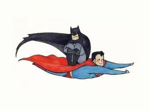 batman, cute, fly batman, love, pretty, quote, quotes, superman