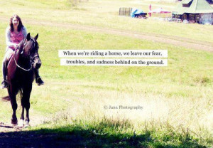 Related Pictures images horse riding quotes tumblr best photo ...