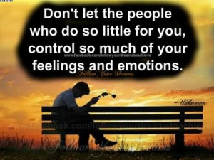 Dont Let People Control You Quotes. QuotesGram